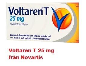 Voltaren T tabletter